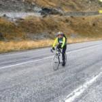 Transfăgărășanul. O întâlnire peste generații de cicliști.